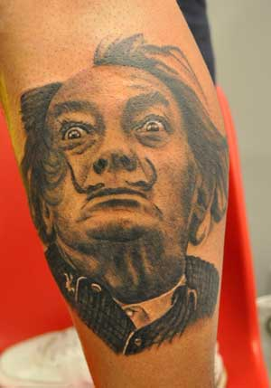 dali-tattoo