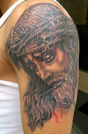 jesus-tattoo